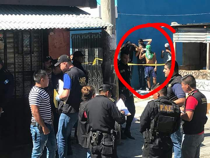 Pandilleros amedrentan a las autoridades