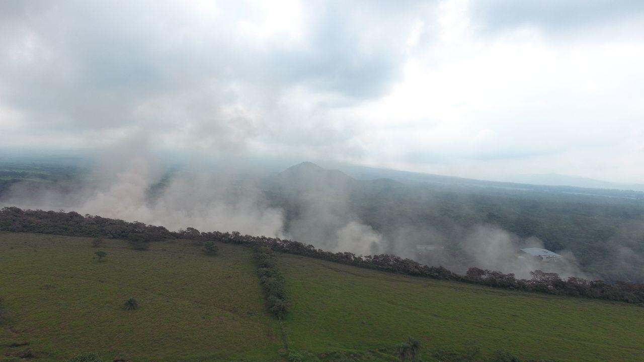 79 personas fallecidas tras erupción del Volcán de Fuego