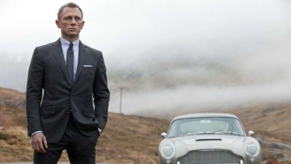 Accidente para el 007 Daniel Craig, stop a las grabaciones