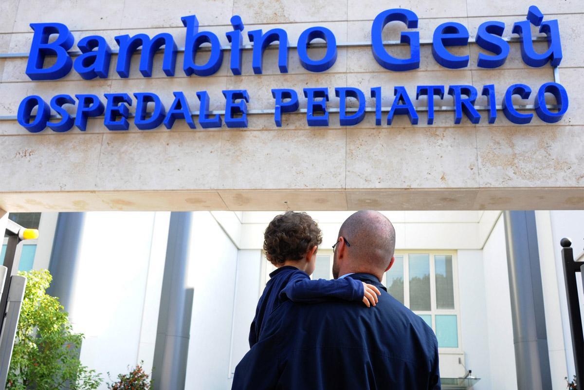 Diez niños venezolanos viajarán a Roma para recibir curas médicas