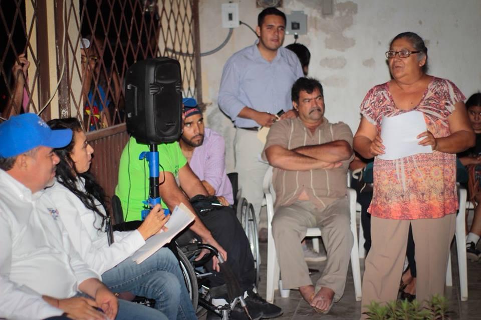 FOMENTAR CULTURA PARA LOS DERECHOS DE LAS PERSONAS CON DISCAPACIDAD: MARCOS PUPPO