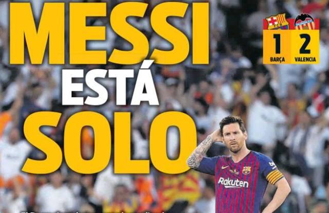 Mira las Portadas de la Prensa Deportiva de hoy 26 Mayo