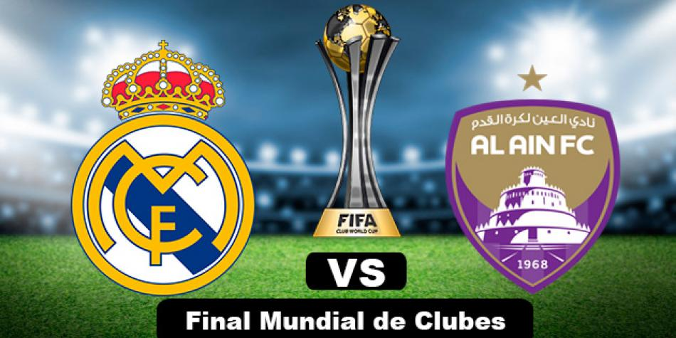 Final Mundial de Clubes 2018: Real Madrid vs A Ain, mira el horario del partido