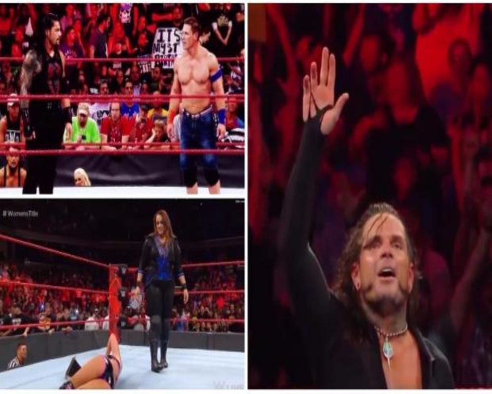 WWE: revive los mejores momentos del RAW de Memphis, Tennessee