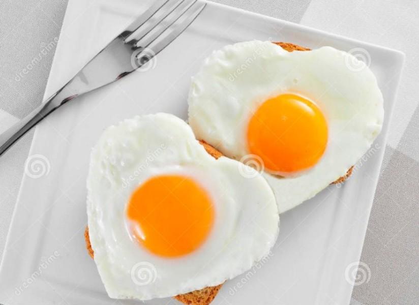 Comer un huevo al día protege tu corazón