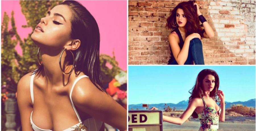 Sigue el look de Selena Gomez