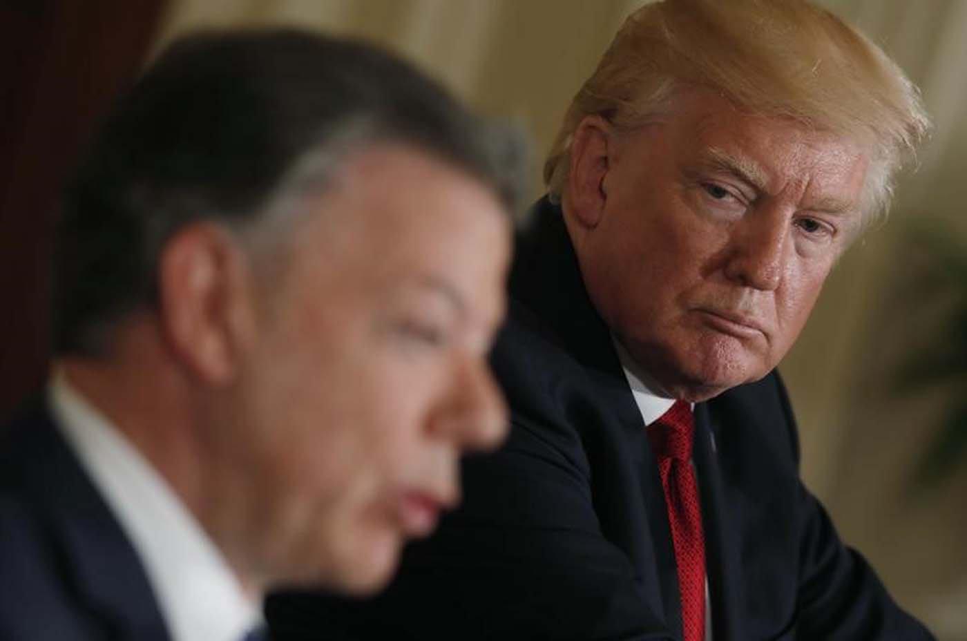 Trump cenará este lunes con líderes latinoamericanos para hablar sobre la crisis en Venezuela