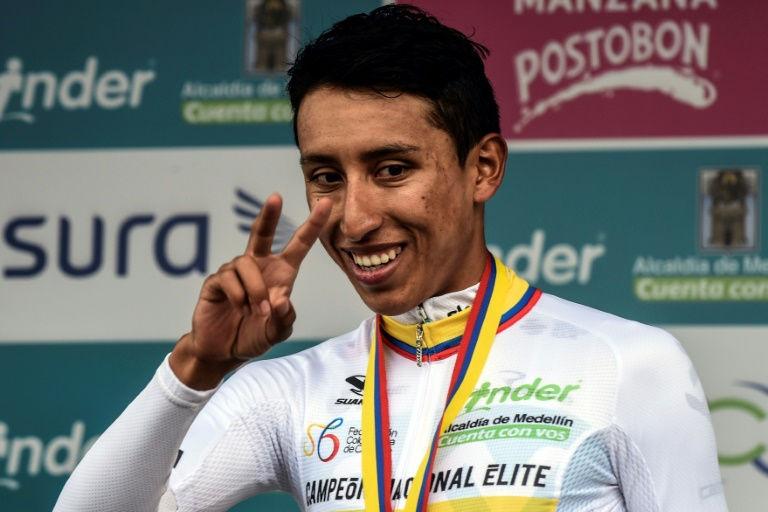 Bernal vence a Quintana y se corona campeón de la carrera Colombia Oro y Paz