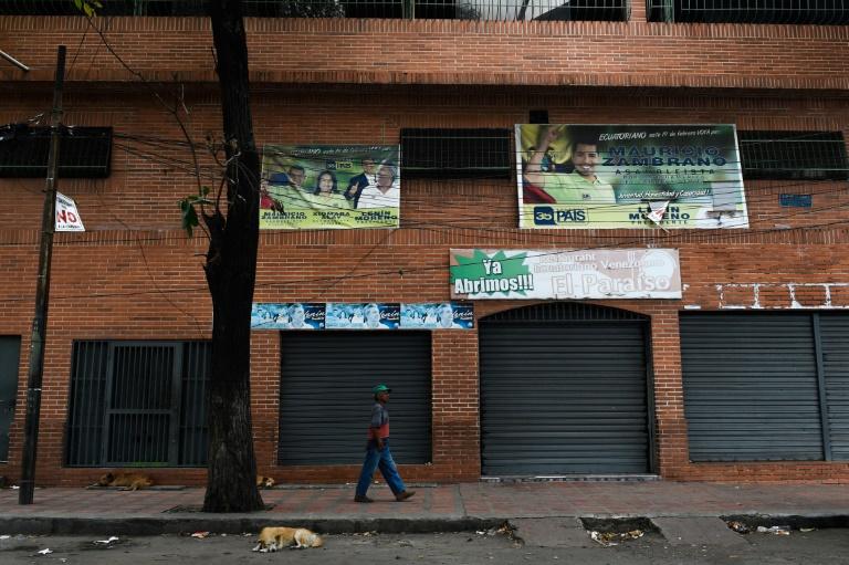 Estampida deja 17 muertos tras estallar una bomba lacrimógena en una fiesta en Caracas