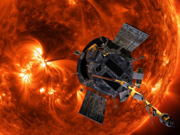 EE.UU: La misión histórica de la sonda solar Parker