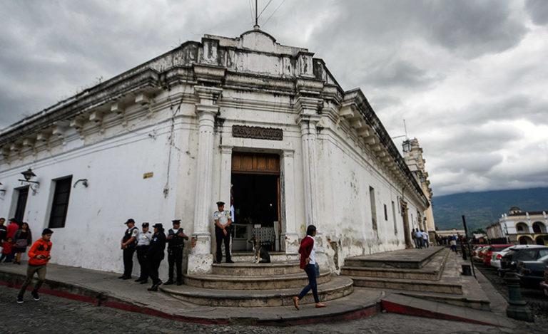 Seguridad y apatía en antesala de Cumbre Iberoamericana en Guatemala