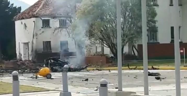Atentado terrorista dejó 8 muertos y 41 heridos en Bogota