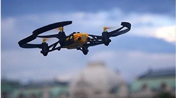 Texas: Por primera vez arrestan inmigrantes ilegales usando un dron como 'vigía' antes de cruzar a El Paso