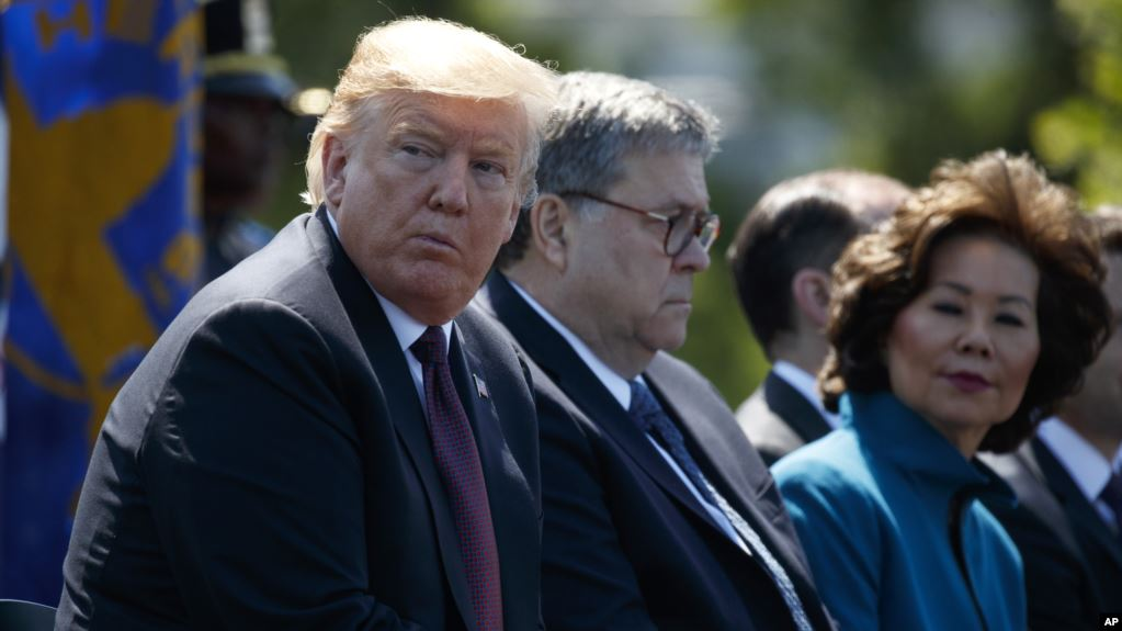 Finaliza enfrentamiento del Comité de Inteligencia y Departamento de Justicia por informe Mueller