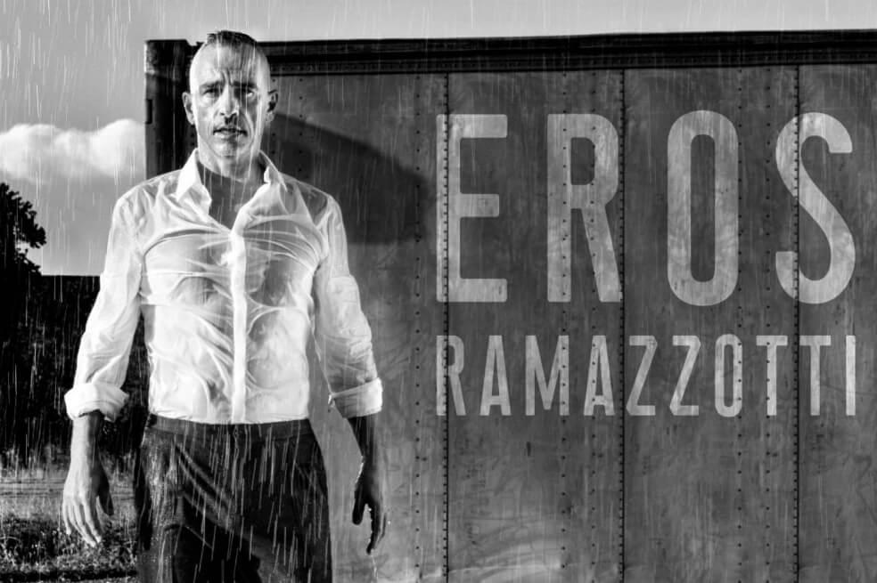 Luego de dos décadas, Eros Ramazzotti regresa a Colombia