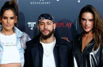 Polémica por participación de Neymar en evento de moda en medio de su recuperación antes de los octavos de final de la Liga de Campeones