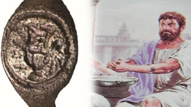 Anillo descubierto podría haber pertenecido a Poncio Pilatos