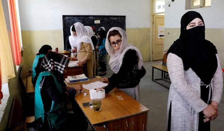 Las elecciones afganas se retrasan por tres meses