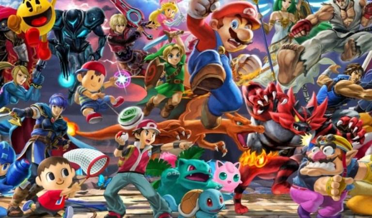  Nintendo podría lanzar nuevos amiibo de Super Smash Bros Ultimate