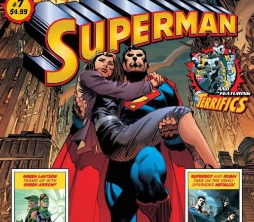 Polémica por brutal historia en cómic de Superman 💣