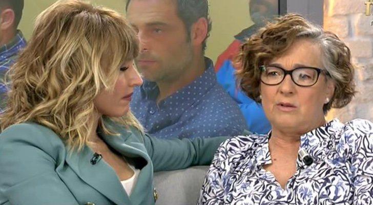 Critican duramente a un programa de televisión por entrevistar a la abuela de Julen