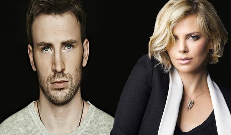Confirmado: Chris Evans y Charlize Theron serán presentadores en la gala de los Oscar 2019