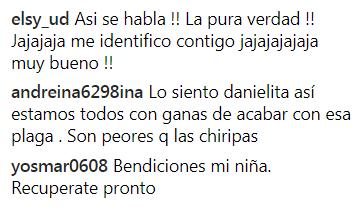 Daniela Alvarado arremetió contra Nicolás Madurotras apagón nacional