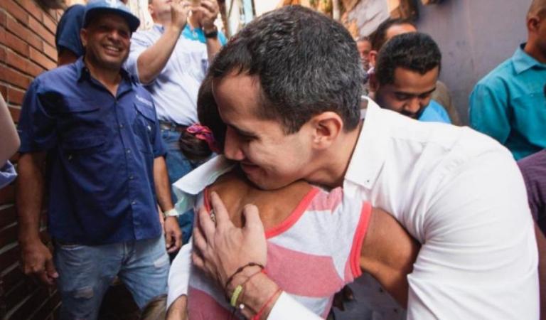 Juan Guaidó culmina gira por zona petrolera del país