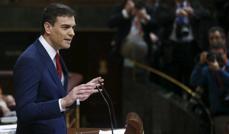 Iglesias reitera a Sánchez que solo apoyará su investidura si acepta el gobierno de coalición
