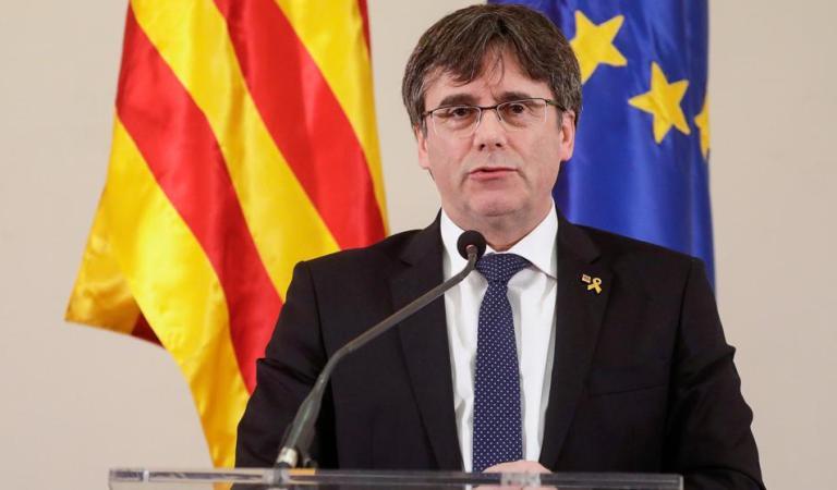 Tribunal Constitucional español aprueba candidatura de Puigdemont al Parlamento