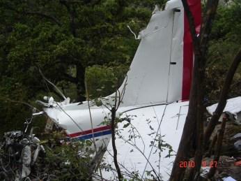 Avioneta accidentada 05