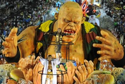 BRAZIL-LIFESTYLE-CARNIVAL-FESTIVAL