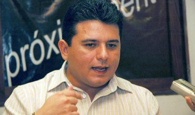 Freddy Marrufo Martín, secretario de Hacienda QR