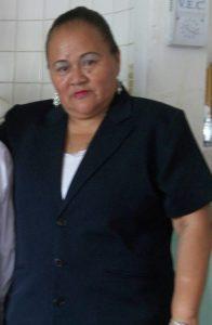 Marbella Suarez, delegada del Instituto Quintanarroense de la Mujer en Felipe Carrillo Puerto. (Foto: Forum Quintana Roo)