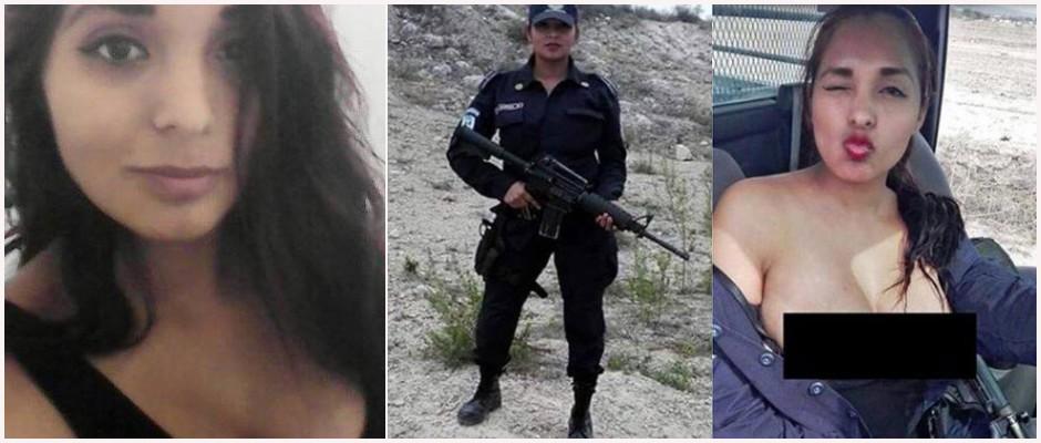 Nidia Garcia La Polisex Desnuda En La Revista Fotos