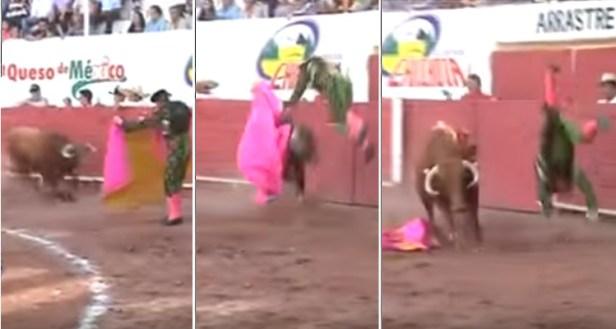 video-cogida-torero-el-lana