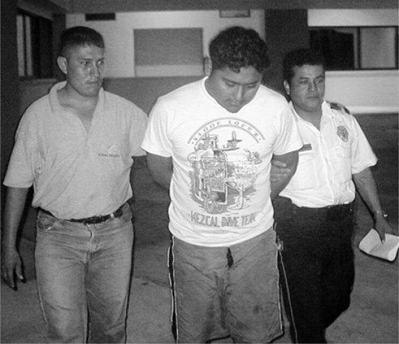 Nelson Alejandro Ciau Polanco.