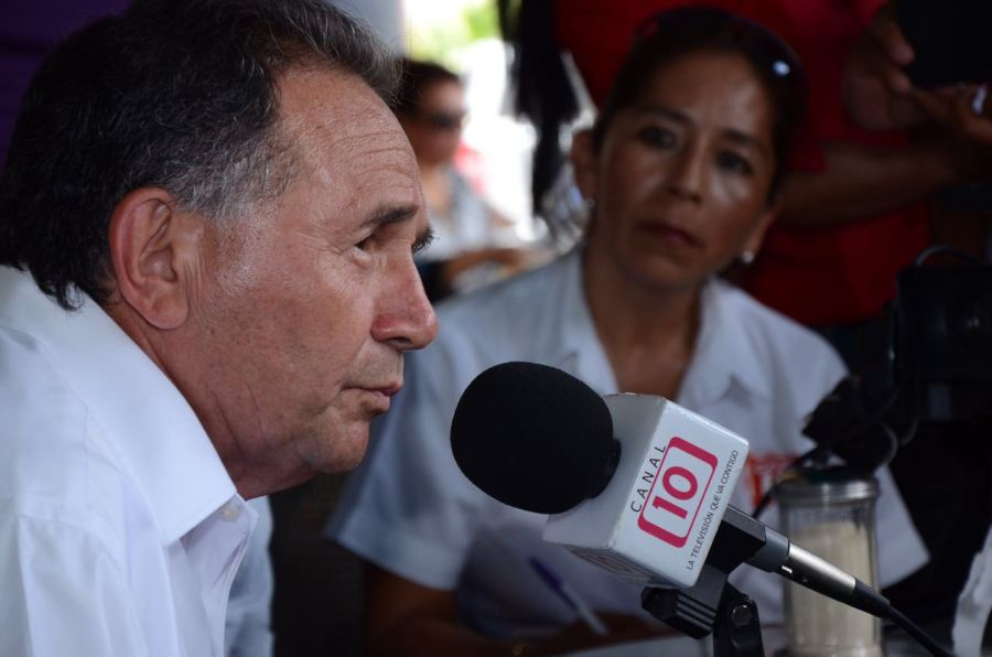 José Luis Pech Várguez.