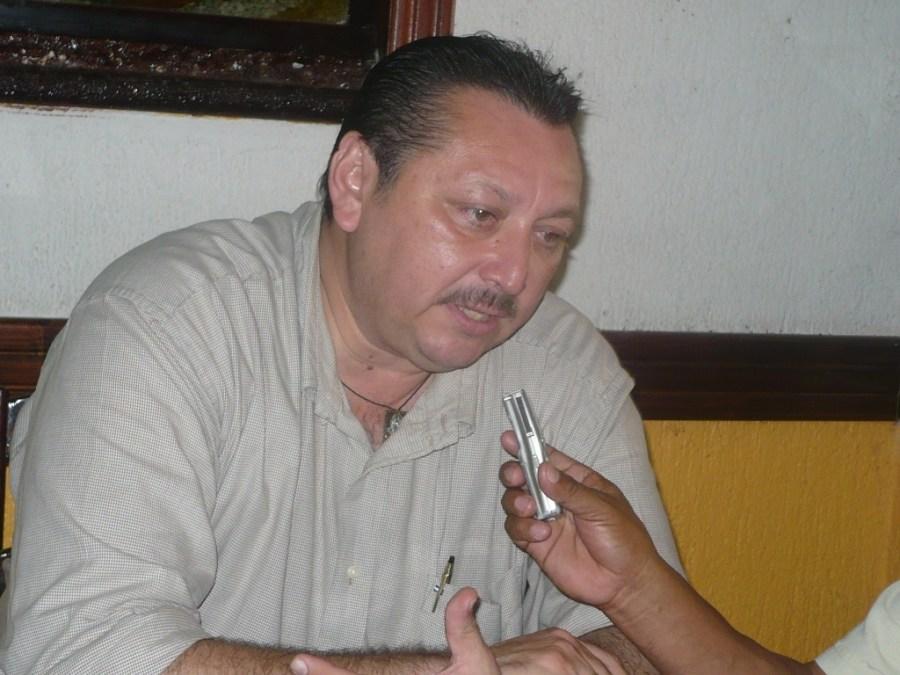 Roger Alcocer García.