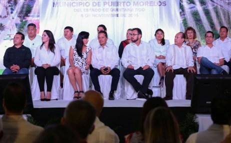 ceremonia-del-1er-aniversario-del-decreto-de-la-creacion-de-puerto-morelos-9