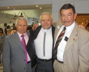 sm Daniel Bolaños, Eduardo Toledo Parra, Adolfo Guzman