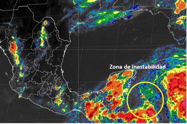 Prevén ambiente cálido y fuertes vientos para Nuevo León