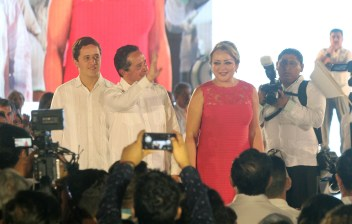 1er. Informe del Gobernador Carlos Joaquín
