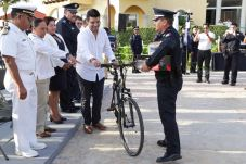 FORTALECE CRISTINA TORRES A POLICÍA TURÍSTICA-3