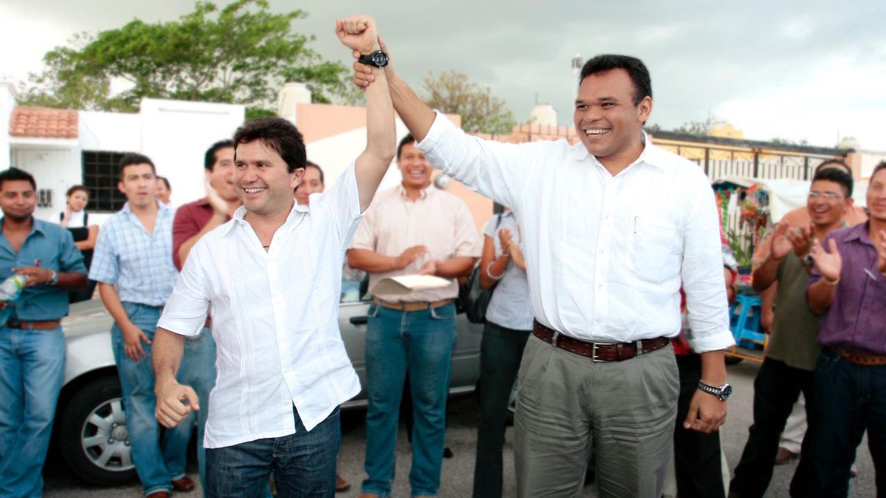 Va Sahuí Rivero a la candidatura del PRI en Yucatán