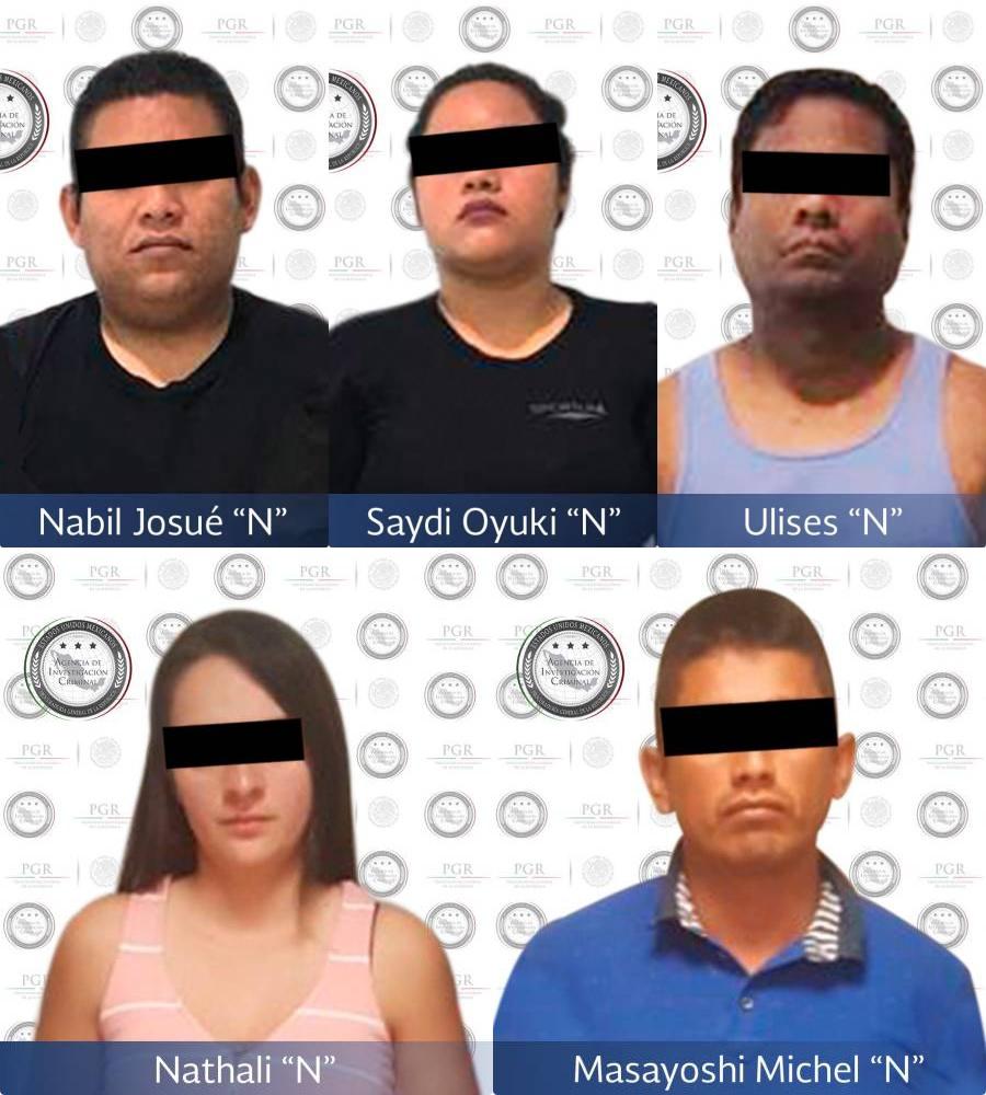 Cae banda de secuestradores; tres de los cinco, son policías