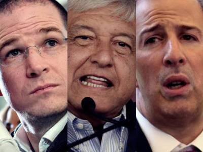 EN DIRECTO | PRIMER DEBATE POR LA PRESIDENCIA: AMLO, Anaya, Meade, Zavala y 'El Bronco' se ven la cara en busca de ganar votos rumbo a la elección del 1 de julio