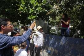 "Limpian caseta de vigilancia en ""El Chetumalito"""