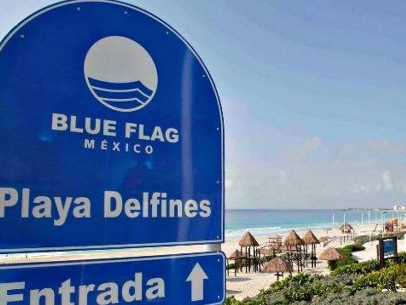 Reconfirman que por 'incumplimiento' las siete 'Blue Flag' de Cancún están abajo