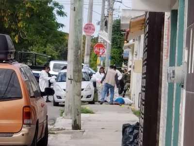 ACTUALIZACIÓN | EJECUTAN A UN SEGUNDO SOCIO DE 'LA PREMIER': Hombre baleado en el fraccionamiento Orinoco, vinculado a polémico antro de Cancún